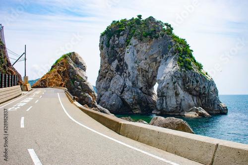 Valokuva 立巌岩