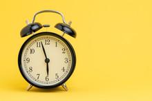 Alarm Clock At Almost 6 O'cloc...