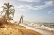Leinwandbild Motiv Coast in Costa Rica