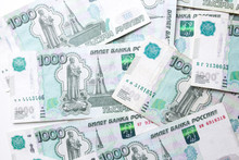 Russian Ruble. Russian Currenc...