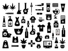 Cannabis Marijuana Plant Oil M...