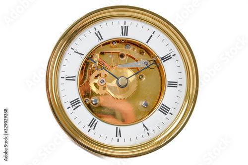 Fototapeta Quadrante pendola orologio obraz