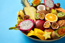 Food, Summer And Healthy Eatin...