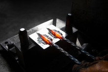 Metals Processed In A Blacksmi...