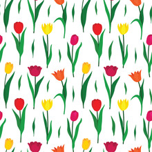 Seamless Pattern Background Wi...