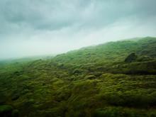 Scenic Shot Of An Icelandic Gr...