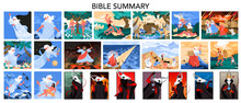 Bible Narratives And Seven Dea...