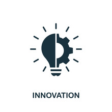 Innovation Icon. Simple Elemen...