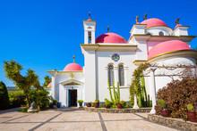Israel. The Church Of The Twelve Apostles