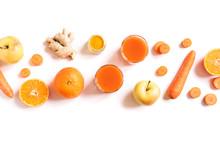 Detox Cleanse Orange Drink