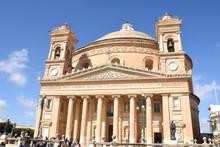 Mosta, Malta. Church Of The As...