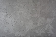 Textural Gray Background Made ...