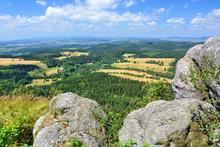 Landscape From Szczeliniec Wie...