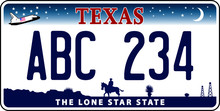 Vehicle Licence Plates Marking...