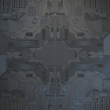 SciFi Panels. Futuristic Textu...