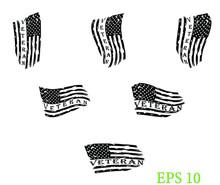 Distressed American Veteran Fl...