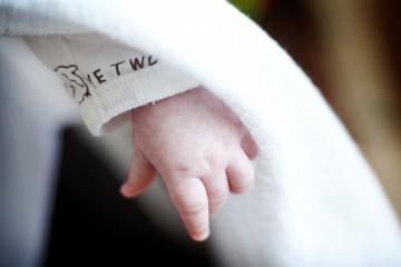 rączki dziecka