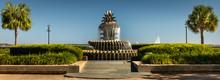 Charleston SC Pineapple Fountain