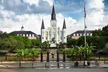 Historic St. Louis Cathedral A...