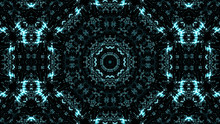 Abstract Kaleidoscope Backgrou...