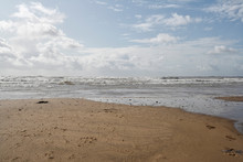Beach And Sea, Ogmore By Sea, ...