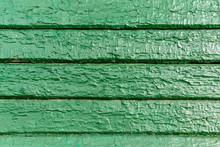 Texture Wood Paint Green
