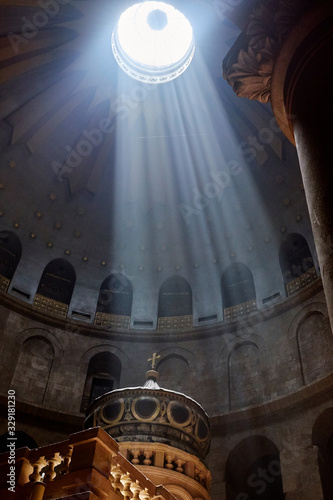 Church of the Holy Sepulcher Fototapete