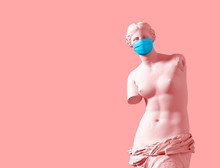 3D Model Aphrodite With Medica...