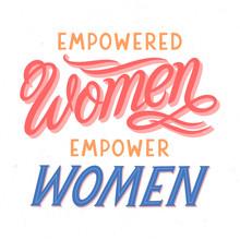 Empowered Women Empower Women ...