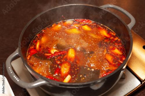 Photo Hot pot