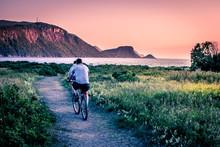 Biking In The Mountains  In Spring & Summer