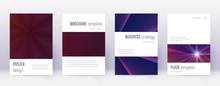 Minimalistic Brochure Design T...