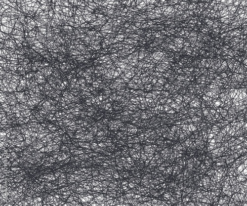 Fotografija Hand drawn chaos scrawls