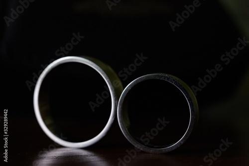 Photo Obrączki ślubne