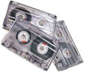 Vintage Audio Cassette Tape Is...