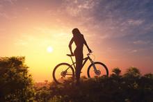 Hiking By Bike.