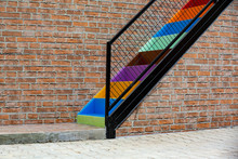 Colorful Stair