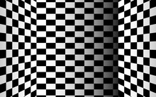 Black And White Room Texture Background