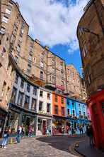 Victoria Street In Edinburgh |...