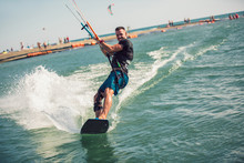 Professional Kiter Makes The D...