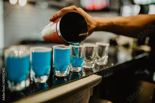 Photo drinki, alkohole, napoje