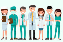 Health And Medical Concept Ill...