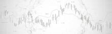 Financial Trade Concept. Stock...