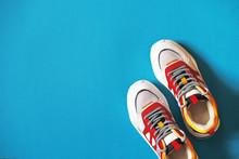 Unisex Multi-colored Sneakers ...