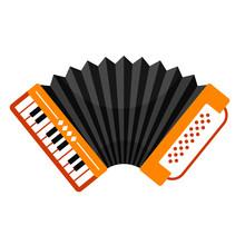 Accordion With Piano Keyboard,...
