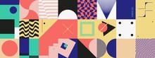 Neo Modernism Artwork Pattern Design