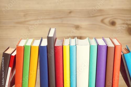 Obraz Book. - fototapety do salonu
