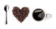 I Heart Coffee Concept