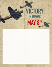 Poster Background For UK Victo...