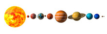 Planets Of The Solar System Wi...